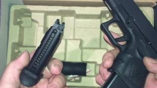 WE Glock 27 ( G27 ) GBB Airsoft Unboxing / Review