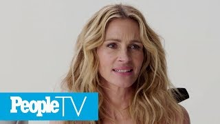Julia Roberts Considers 'Pick Me' Scene A Pivotal Moment In 'My Best Friend's Wedding' | PeopleTV
