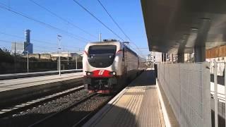 """E402.160 Frecciabianca+Carrozza Russa """"Treno degli Zar"""""""