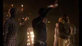 The Black Eyed Peas  ,HD,  Boom Boom Pow   ,live, BBC Switch ,HD