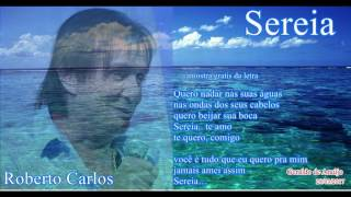 Sereia  Lançamento Roberto Carlos