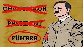 Why Did Hitler Call Himself Führer?