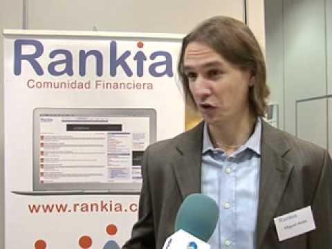 Noticia en Levante TV sobre el VII Encuentro Rankia de inversores (Recomendaciones de inversión en el entorno actual) celebrado en Valencia el 27 de noviembre de 2010.