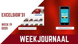 Screenshot van video Excelsior'31 weekjournaal - week 19 (2020)