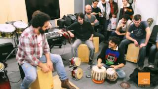 "Israel Suárez ""Piraña"" Master Class"