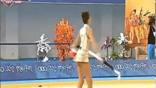 Varvara Filiou Ribbon - Mediterranean Games Mersin 2013
