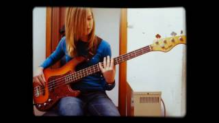 Kyo - Dernière danse (bass cover)