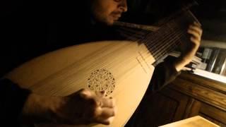 YNGWIE MALMSTEEN: Memories (baroque lute cover)
