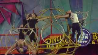 Circus XTREME Behind The Scenes - X-TRAORDINARY Aerialists