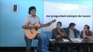Gejota - Ángel (en vivo, Colegio San Nicolás - Huamachuco)