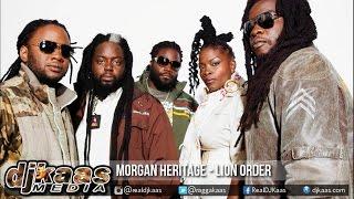 Morgan Heritage - Lion Order ▶Crossroads Riddim ▶Notis Records ▶Reggae 2016