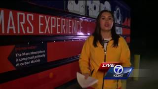 Mars experience bus coming to Albuquerque