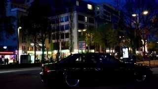 SLAMMED BMW e38 Redlight Hamburg Kiez