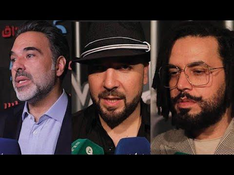 Video : Douzi, Gerini, Mehdi & Driss,... ils étaient tous là pour le lancement de MBC 5