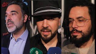 Douzi, Gerini, Mehdi & Driss,... ils étaient tous là pour le lancement de MBC 5