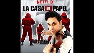 La Casa de Papel (Theme)  by Douglas Mendes (Violin Cover)