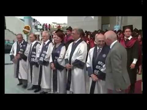Ege Tıp 2012 Mezuniyet Töreni