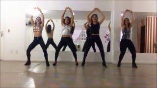 Coreografia Ludmilla 24 Horas Por Dia