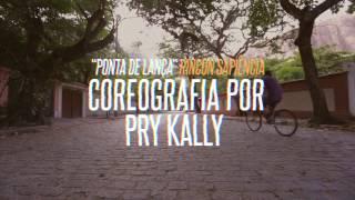 Ponta de Lança (Verso Livre) - Rincon Sapiência Dança - Coreografia | @PryKally