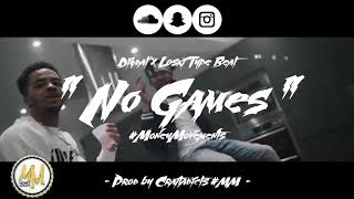 "[Free] DigDat x Loski ""No Games""  