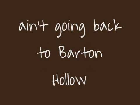 Civil Wars Barton Hollow Guitar Chords