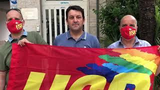 COSENZA: PROTESTA DEI VIGILI DEL FUOCO
