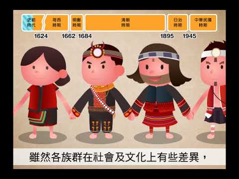 5上3-3歷史動畫-探訪臺灣原住民族 - YouTube