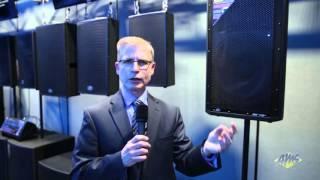 Peavey Dark Matter RBN Speaker System - NAMM 2016