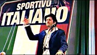 Cantante de música italiana para fiestas y eventos - Diego Martin