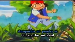 Pokemon opening 1 latino original Hd subtitulado letra