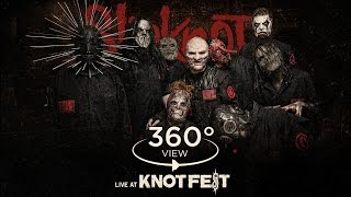 "Slipknot - ""The Shape"" Live from KNOTFEST (360°)"