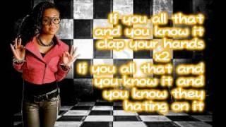 "Cymphonique - ""All That"" (Remix) feat. Romeo & Lil P'nut Lyrics"