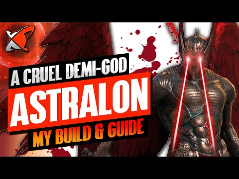 """""""MY MAXED OUT ASTRALON"""" Build, Guide & Masteries 