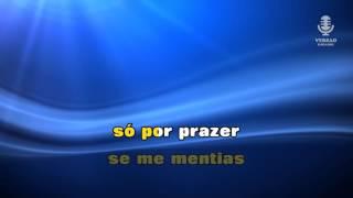 ♫ Karaoke BELA E MENTIROSA - José Malhoa