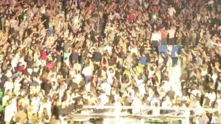 Mumford & Sons - Ditmas (Goes into crowd) @ Forest Hills Stadium  6/16/2016
