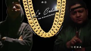 Adan Cruz - La Cadena ft. Derek Gooti & DJ Aivan Beatz (Video Lirical)