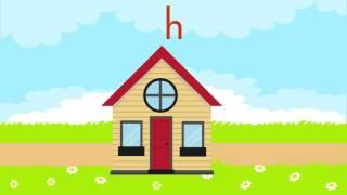 Learning English For Kid: #Alphabet ABC Phonics #Part 2: F, G, H, I, J #Lesson 1