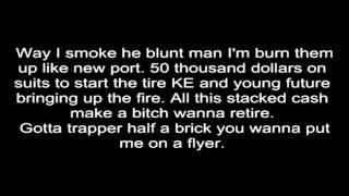 Future ft T.I - Magic lyrics HD
