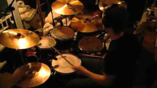 Hey Baby, Here's That Song You Wanted Drum Cover - blessthefall