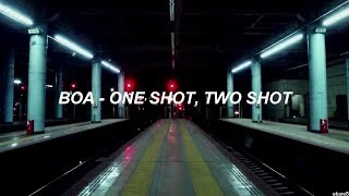 BoA - One Shot, Two Shot // Sub. español