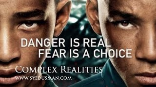Live a Fearless Life - Fear is Not Real Motivational Video