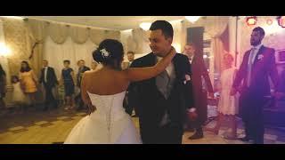 Pierwszy taniec Izy i Marcina