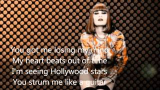 Jessie J - Domino (CHIPETTES VERSION) - WITH LYRICS ON SCREEN