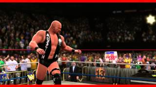 Stone Cold Steve Austin WWE 2K14 Entrance and Finisher (Official)