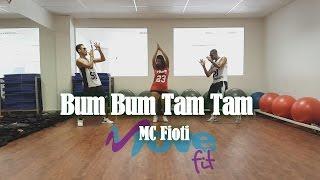 MC Fioti   Bum Bum Tam Tam KondZilla - COREOGRAFIA - MOVE FIT
