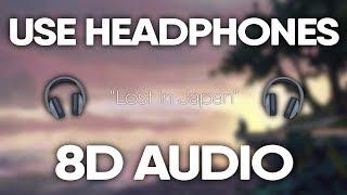 Shawn Mendes, Zedd – Lost In Japan (Remix) (8D AUDIO)