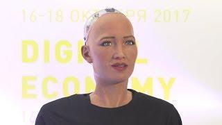 'Sophia la Humanoide', la primera robot que obtiene una ciudadanía