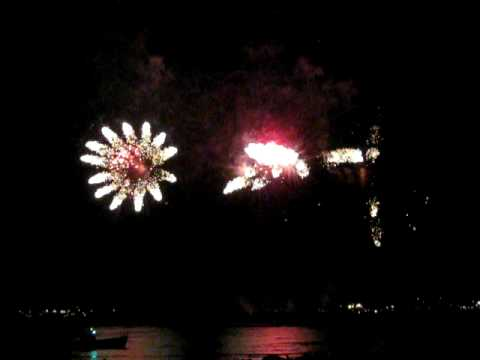 Celebration of Light Fireworks in Vancouver – South Africa (Part 2)