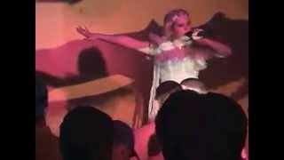 Dahlia - Burning Up (live) Madonna cover