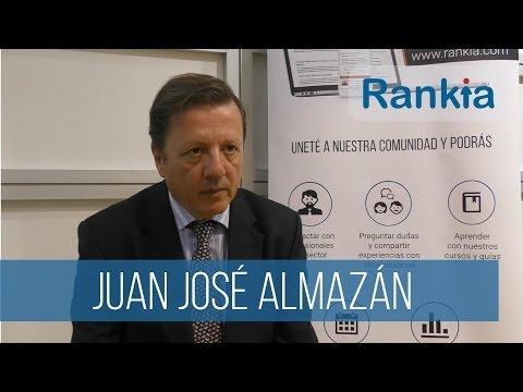 Entrevistamos a Juan José Almazán, Consejero Delegado de Mapfre Inversión, en Forinvest 2017: VII Foro de Finanzas personales.